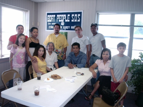 Louisville civics Vietnam Vietnamese BPSOS Boat People SOS CAMSA human trafficking seniors families health mental health Ủy Ban Cứu Người Vượt Biển UBCNVB nạn buôn người cao niên gia đình sức khỏe
